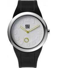 Zoom ZM-3755M-9501 Mens Sunday White Watch