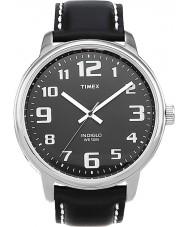 Timex T28071 Mens Black Easy Reader Watch