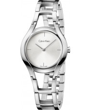 Calvin Klein K6R23126 Ladies Class Silver Steel Bracelet Watch