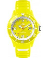 Ice-Watch SUN.NYW.U.S.14 Unisex Ice-Sunshine Neon Yellow Watch