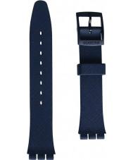Swatch AGN718 Mens Sir Blue Strap
