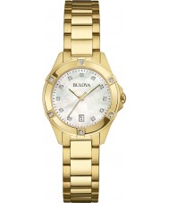 Bulova 97W100 Ladies Diamonds Watch