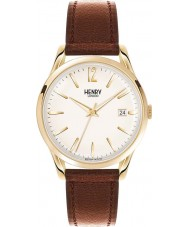 Henry London HL39-S-0012 Westminster Pale Champagne Brown Watch