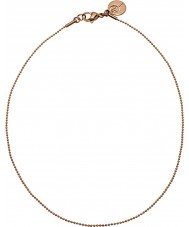 Edblad Ladies Charmentity Rose Gold Chain