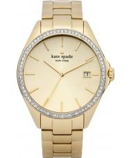 Kate Spade New York 1YRU0102 Ladies Seaport Gold Plated Bracelet Watch