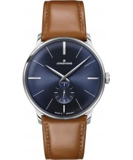 Junghans 027-3504-00 Meister Cognac Brown Handwinding Mechanical Watch