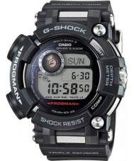 Casio GWF-D1000-1ER Mens G-Shock Radio Controlled Black Resin Strap Watch