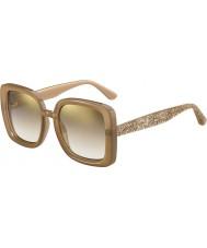 Jimmy Choo Ladies CAIT S KDZ JL 54 Sunglasses