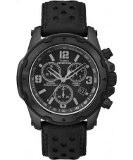 Timex TW4B01400 Mens Expedition Analog Shock Black Chrono Watch