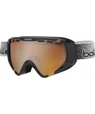 Bolle 21347 Explorer Shiny Black - Modulator Citrus Gun Ski Goggles