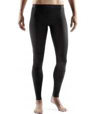 Skins Ladies RY400 Black Compression Long Tights