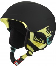 Bolle B-Lieve Soft Black Brush Ski Helmet