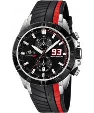 Lotus 18103-3 Mens Marc Marquez Chrono GP Black Watch