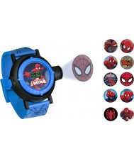 Disney SPD3442 Boys Spiderman Watch