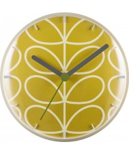 Orla Kiely OK-WCLOCK01 Linear Stem Clock