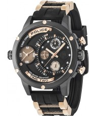Police 14536JSB-02PA Mens Adder Watch