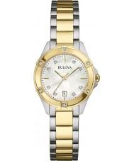 Bulova 98W217 Ladies Classic Watch