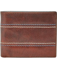 Fossil ML3981200 Mens Reese Wallet