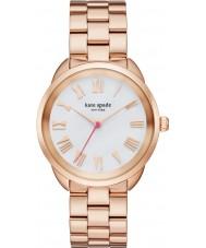 Kate Spade New York KSW1091 Ladies Crosstown Rose Gold Plated Bracelet Watch