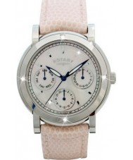 Rotary RLS00024-07 Ladies Diamond Set Pink Watch
