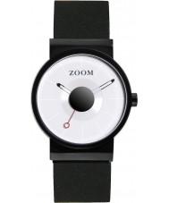 Zoom ZM-3652M-2501 Match Point White Black Watch