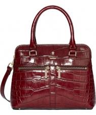 Modalu MH6207-BERRYCROC Ladies Pippa Bag