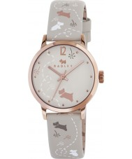 Radley RY2342 Ladies Meadow Vanilla Printed Strap Watch