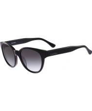 Calvin Klein Platinum Ladies CK4289S Black Sunglasses