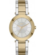 DKNY NY2334 Ladies Stanhope Two Tone Steel Bracelet Watch