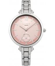 Lipsy LP414 Ladies Silver Steel Bracelet Watch