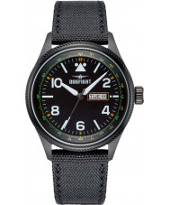 Dogfight DF0069 Mens Wingman Blue Nylon Strap  Watch