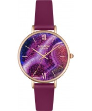 Lola Rose LR2020 Ladies Berry Leather Strap Watch