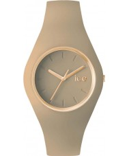 Ice-Watch 001061 Ice Glam Exclusive Forest Beige Silicone Strap Watch