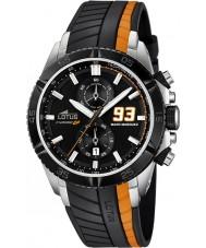 Lotus 18103-4 Mens Marc Marquez Chrono GP Black Watch
