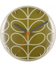Orla Kiely OK-WCLOCK02 Linear Stem Clock