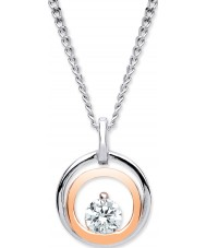 Purity 925 PUR3832P Ladies Necklace