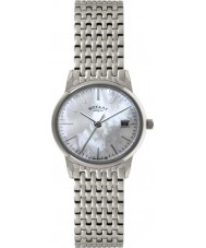 Rotary LB02750-41 Ladies Timepieces Silver Steel Bracelet Watch