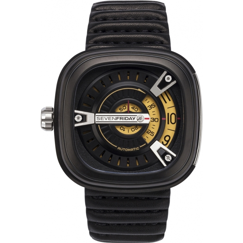 Sevenfriday watch m2 01 m series chriselli for Sevenfriday watches