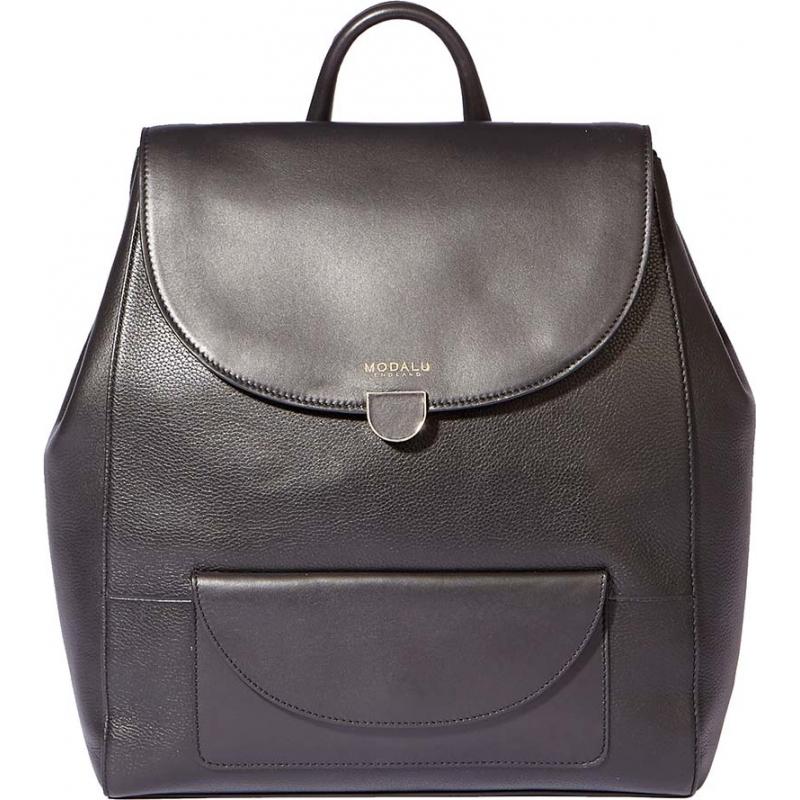 Modalu Ladies Flora Black Backpack