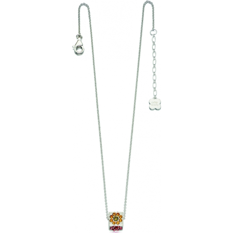 Orla Kiely N4036 Ladies Sterling Silver Necklace