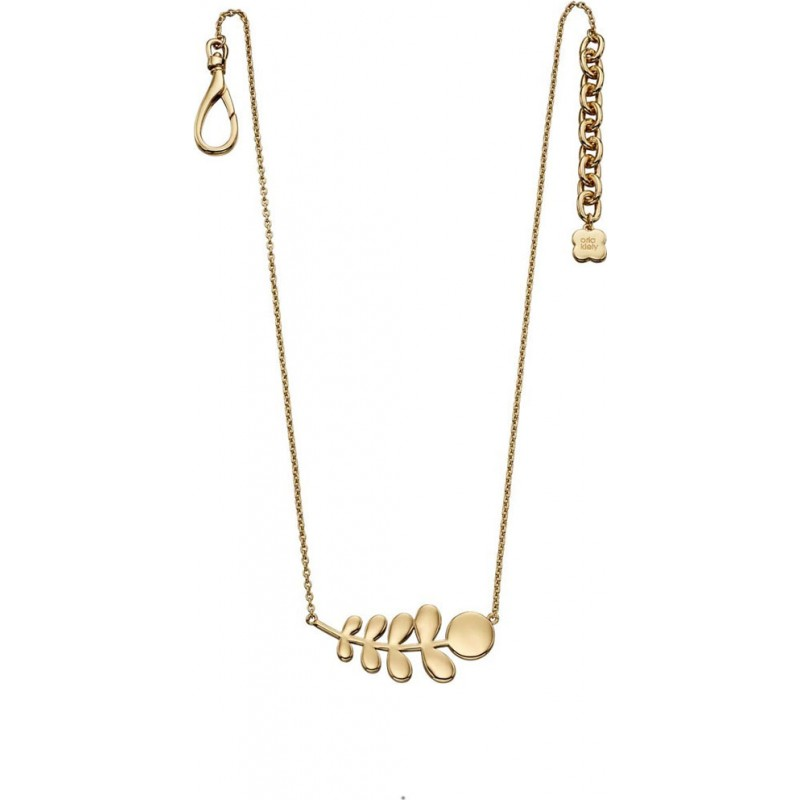 Orla Kiely N4119 Ladies Buddy Necklace