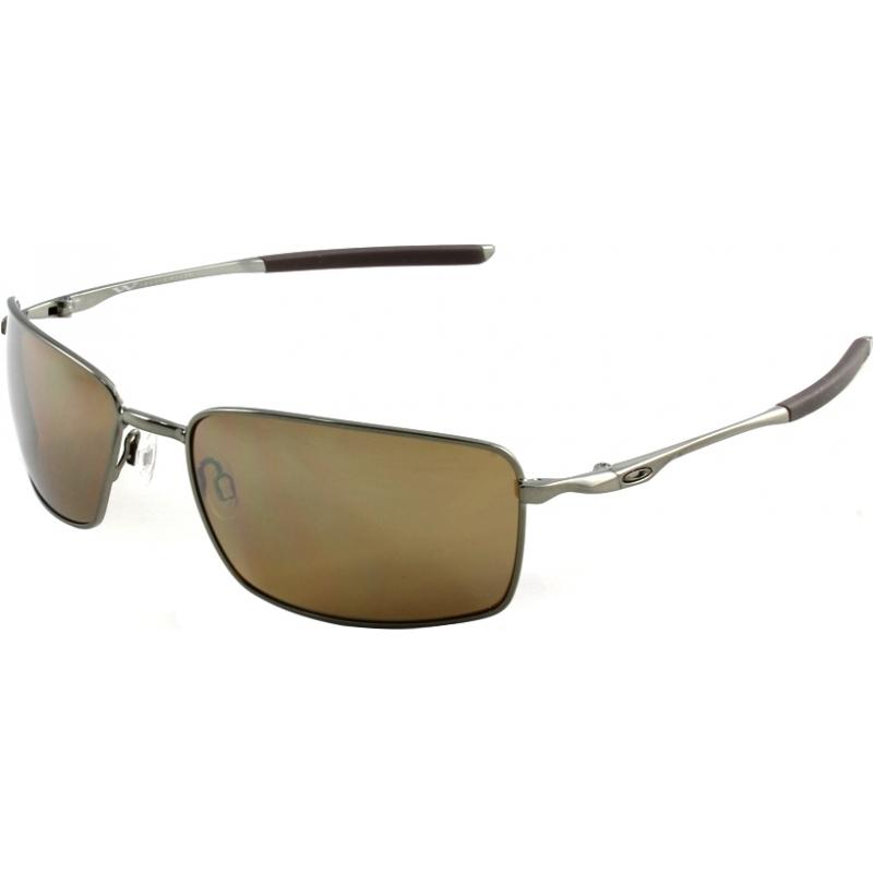 8079607b68 Oakley OO4075-06 Oo4075-06 óculos de sol quadrado fio de tungstênio irídio  polarizados