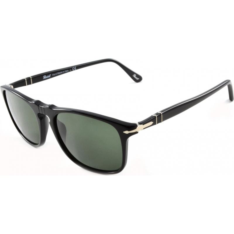 070994849944a Persol PO3059S-54-95-31 Po3059s 54 Suprema preto 95-31 óculos