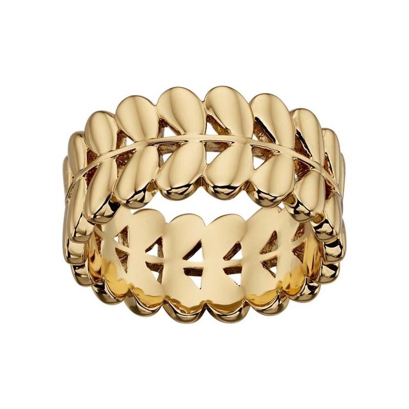 Orla Kiely R3556-60 Ladies Buddy Ring