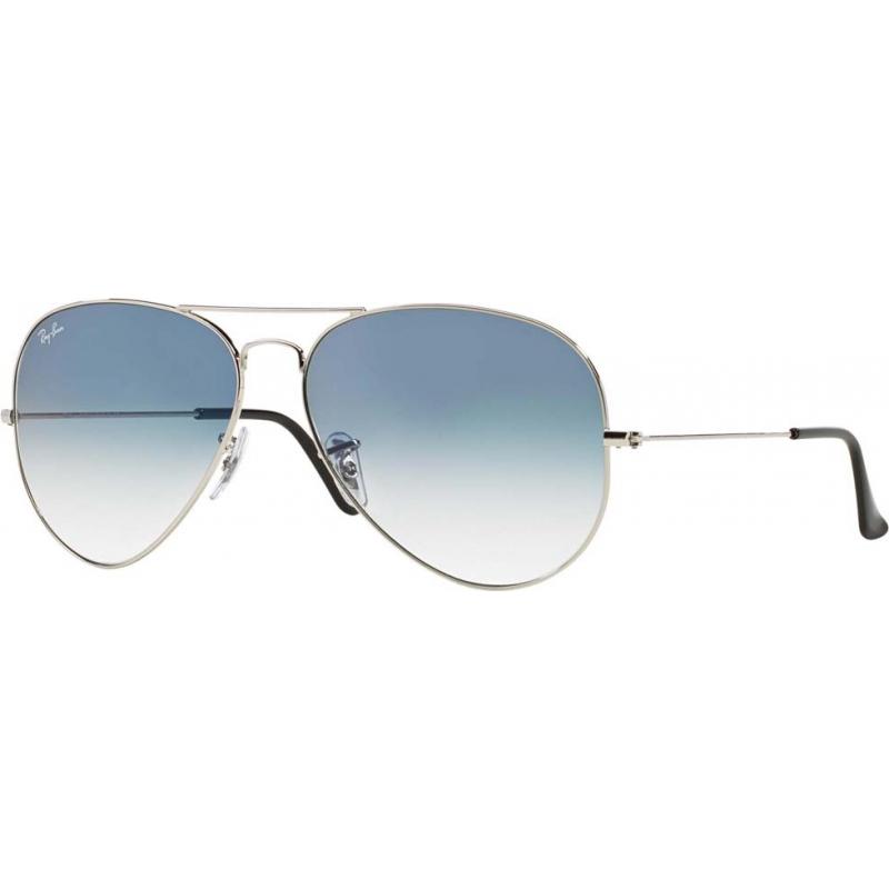 RayBan RB3025-55-003-3F Aviateur grand métal rb3025 55 003 3f lunettes 3029c4912761