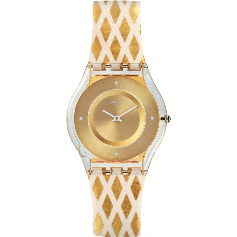 По крайней мере, так было до года, пока на рынке не появились часы swatch.