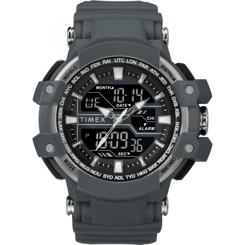 979233ab19ae Timex TW5M22600 Reloj de maratón para hombres
