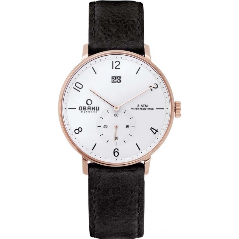 Obaku denmark часы