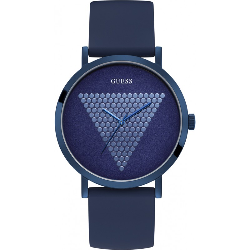75afd1e91 Blue W1161G4 Guess Imprint Watch | ChrisElli