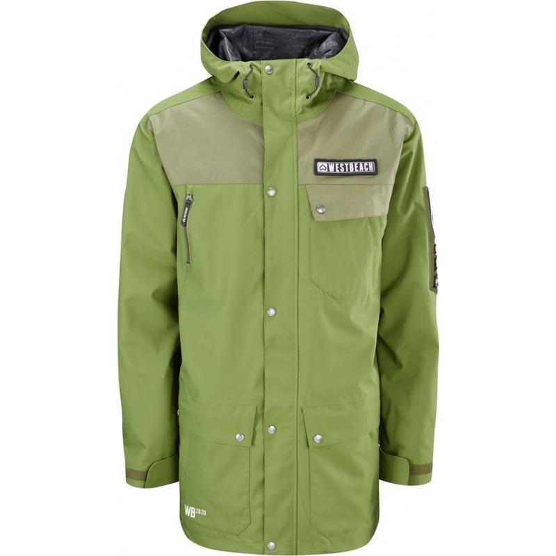 Westbeach Мужской куртка WB1718-TMB1401-1180-S - ChrisElli f9100348877